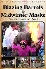 Blazing Barrels and Midwinter Masks
